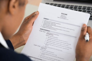 What Potential Employers Want to See on Your Resume